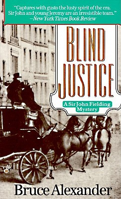 Image for Blind Justice