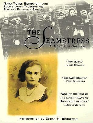 Image for Seamstress:  Memoir of Survival