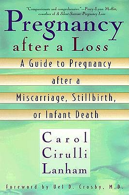 Image for PREGNANCY AFTER A LOSS GUIDE TO PREGNANCY AFTER A MISCARRIAGE, STILLBIRTH, OR INFANT DEATH