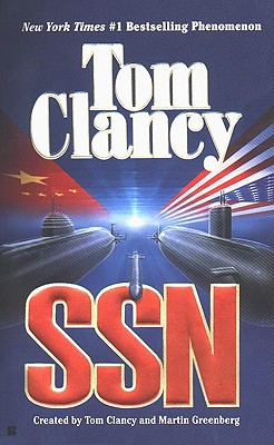SSN -- BARGAIN BOOK, CLANCY, TOM