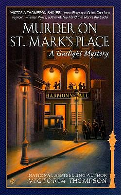 Image for Murder on St. Mark's Place: A Gaslight Mystery