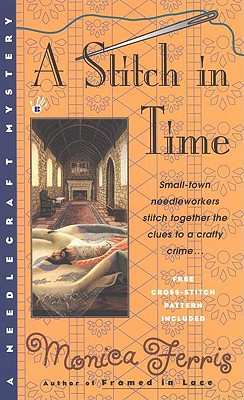 Image for A Stitch in Time (Needlecraft Mystery)