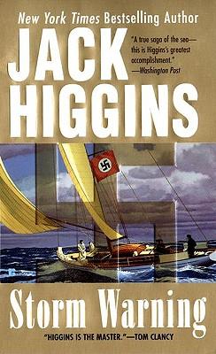 Storm Warning, JACK HIGGINS