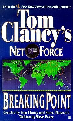 """Breaking Point (Tom Clancy's Net Force, Book 4)"", ""Perry, Steve"""