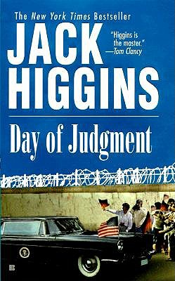 Day of Judgment (Paul Chavasse), Jack Higgins