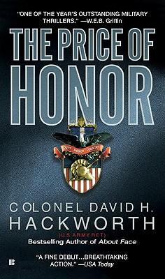 PRICE OF HONOR, THE, HACKWORTH, DAVI