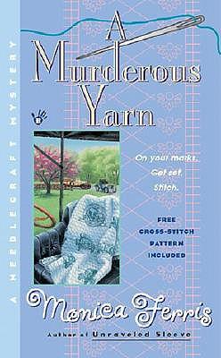 A Murderous Yarn, Ferris, Monica