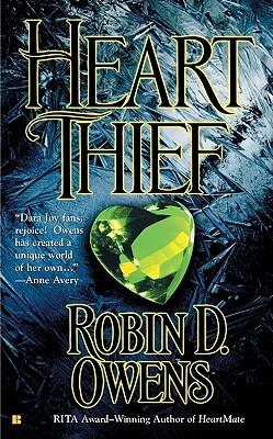 Heart Thief (Celta's HeartMates, Book 2), Robin D. Owens