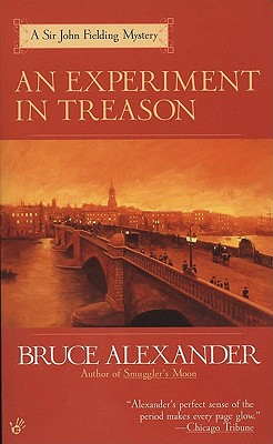 An Experiment In Treason, Bruce  Alexander