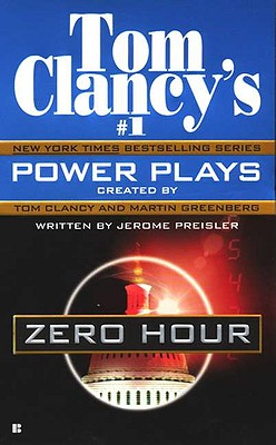 Image for Zero Hour (Tom Clancy's Power Plays Series, Book 7)