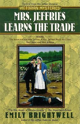 Image for Mrs. Jeffries Learns the Trade (Victorian mysteries)