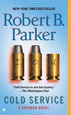 Cold Service (Spenser), Robert B. Parker