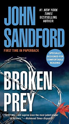 Broken Prey, Sandford, John