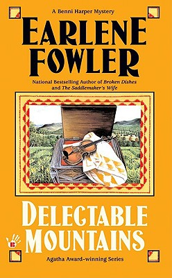 Delectable Mountains (Berkley Prime Crime Mysteries), EARLENE FOWLER