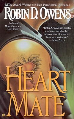 Heart Mate (Celta's HeartMates, Book 1), Robin D. Owens