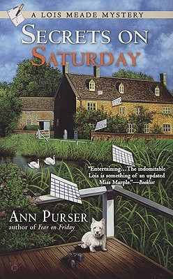 Image for Secrets On Saturday  (A Lois Meade Mysteries)