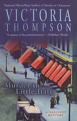 Murder in Little Italy, Thompson, Victoria