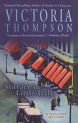 Murder in Little Italy, Thompson, Victoria