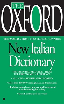 """Image for """"The Oxford New Italian Dictionary: The Essential Resource, Revised and Updated"""""""