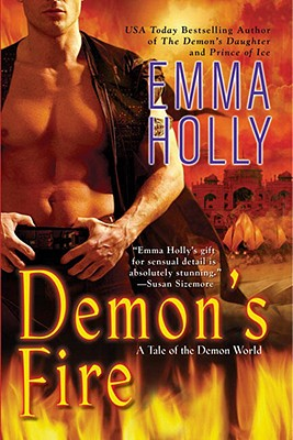 """Demon's Fire (Tales of the Demon World, Book 3)"", ""Holly, Emma"""