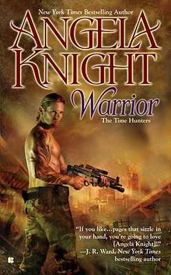 Warrior: The Time Hunters, Angela Knight
