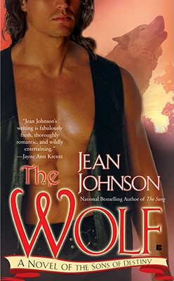 """The Wolf (The Sons of Destiny, Book 2)"", ""Johnson, Jean"""