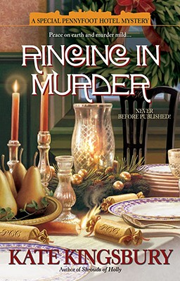 Image for Ringing In Murder: A Special Pennyfoot Hotel Mystery (Holiday Pennyfoot Hotel Mysteries)