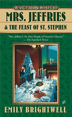 Image for Mrs. Jeffries and the Feast of St. Stephen (A Victorian Mystery)