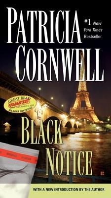 Black Notice (Kay Scarpetta Mysteries), Patricia Cornwell