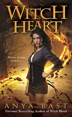"""Witch Heart (Elemental Witches, Book 3)"", ""Bast, Anya"""
