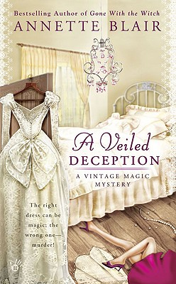 Image for A Veiled Deception (A Vintage Magic Mystery)