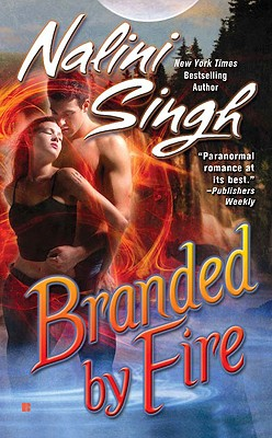 "Image for ""Branded by Fire (Psy-Changelings, Book 6)"""