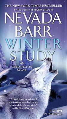 Winter Study (Anna Pigeon Novel), NEVADA BARR