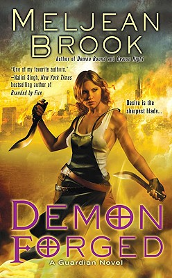 Demon Forged (The Guardian Series), Meljean Brook