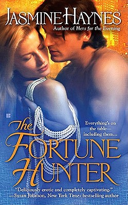 The Fortune Hunter (Berkley Sensation), Jasmine Haynes