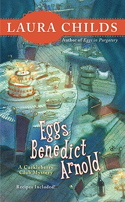 Image for Eggs Benedict Arnold (A Cackleberry Club Mystery)