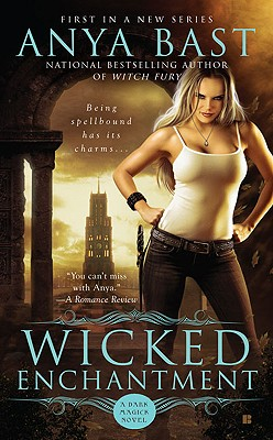 Image for Wicked Enchantment (Dark Magic, Book 1)