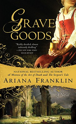 Grave Goods (Mistress of the Art of Death), Franklin, Ariana