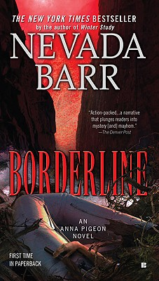 Image for Borderline (An Anna Pigeon Novel)