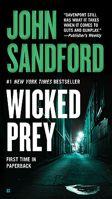 Wicked Prey (Lucas Davenport Mysteries), John Sandford