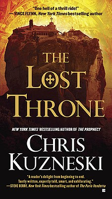 The Lost Throne (Payne & Jones), Kuzneski, Chris