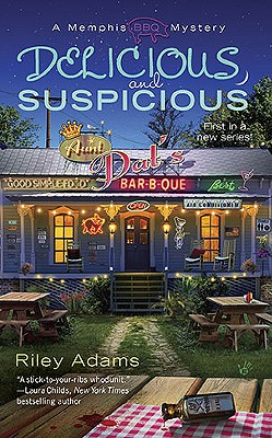 Image for DELICIOUS AND SUSPICIOUS MEMPHIS BBQ MYSTERY