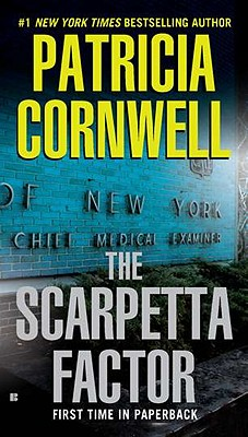 Image for The Scarpetta Factor
