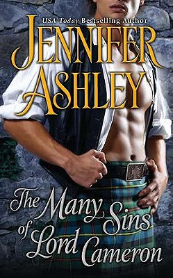 Image for The Many Sins of Lord Cameron (Mackenzies Series)
