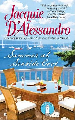 SUMMER AT SEASIDE COVE, D'ALESSANDRO, JACQUIE