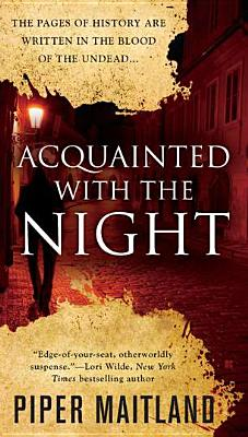 Image for Aquainted With the Night