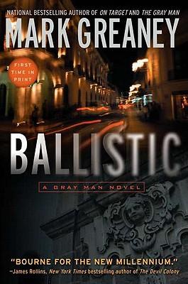 Image for Ballistic (Gray Man)