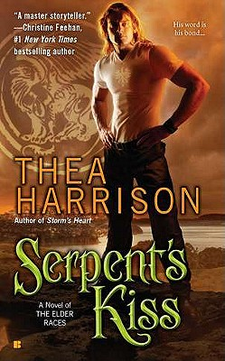 Serpent's Kiss (A Novel of the Elder Races), Thea Harrison