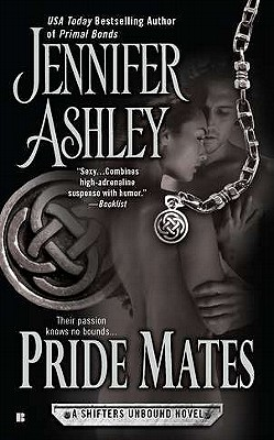 Image for Pride Mates (Shifters Unbound, Book 1)