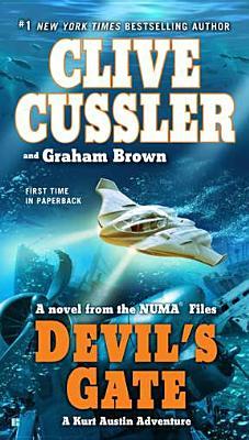 Devil's Gate (The Numa Files), Clive Cussler, Graham Brown